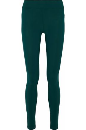 NO KA 'OI Keia tech-jersey leggings