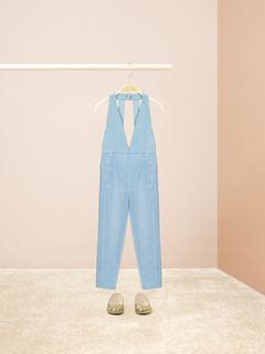 Pinafore overalls