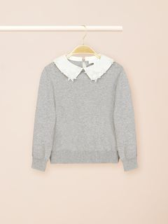 Knit star sweater