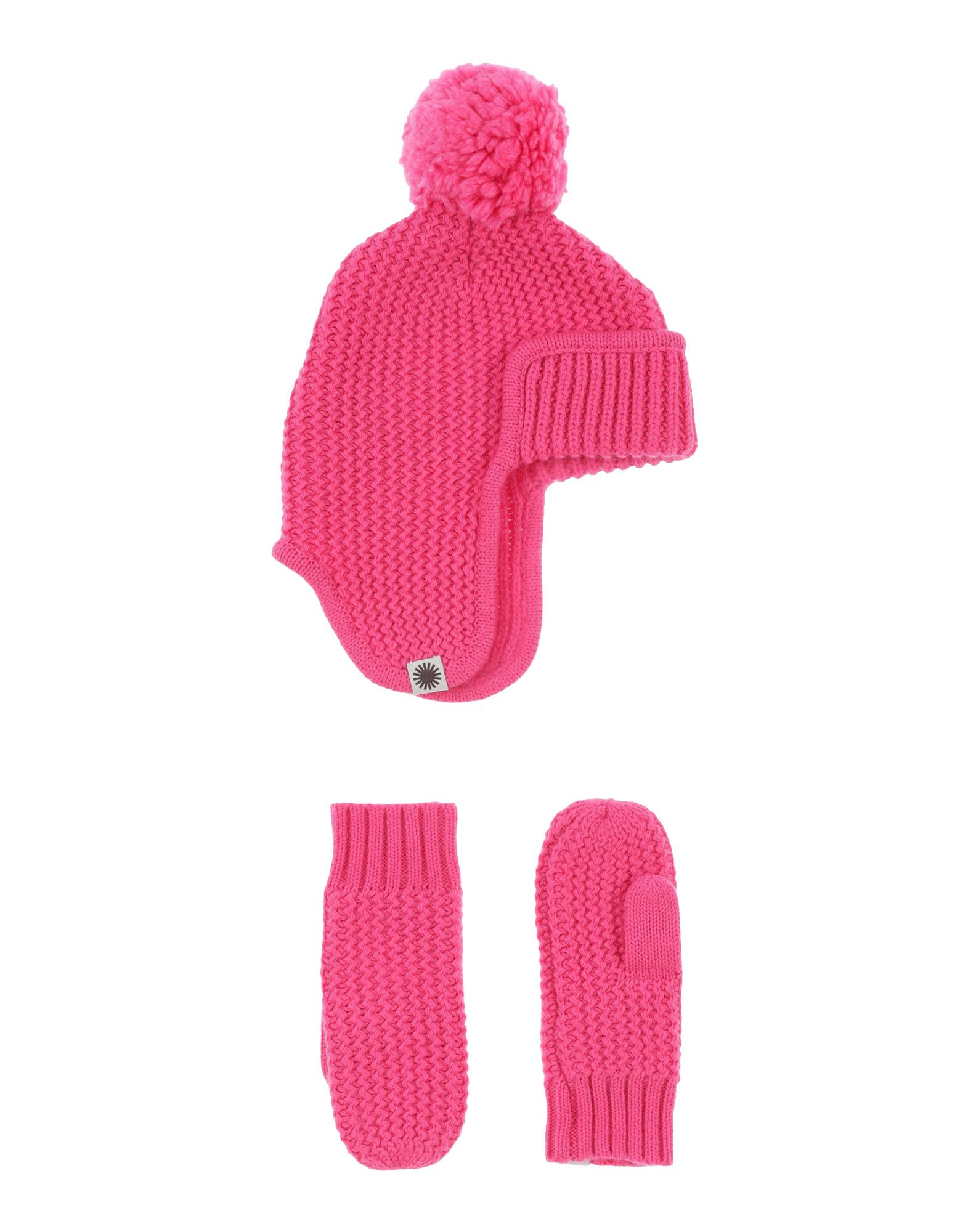 1a53a91dc87cf Moncler - Flocked Grosgrain-trimmed Ribbed Wool Beanie - Pink