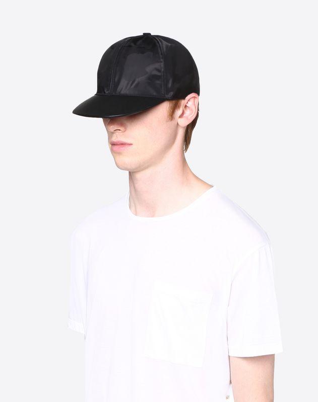 Camouflage Noir cap