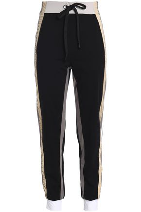 NO KA 'OI Stretch-jersey track pants