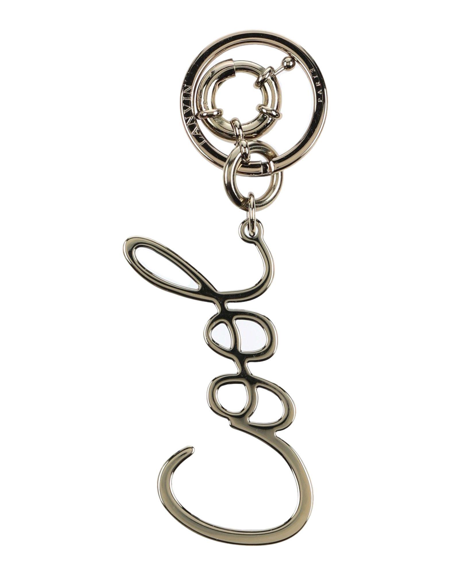 LANVIN Брелок для ключей love moschino брелок для ключей