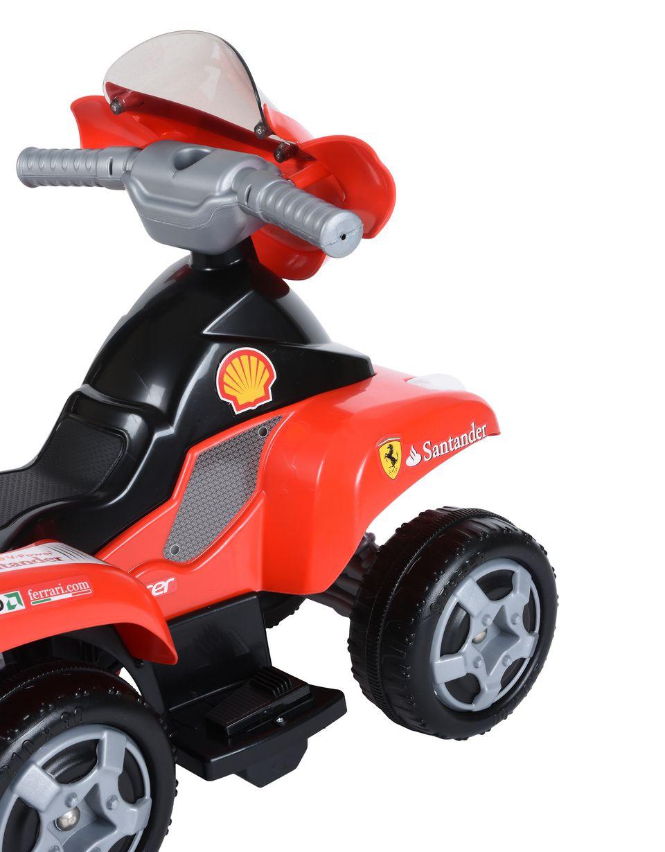 Scuderia Ferrari Online Store - Quad elettrico Scuderia Ferrari 6V - Moto elettriche