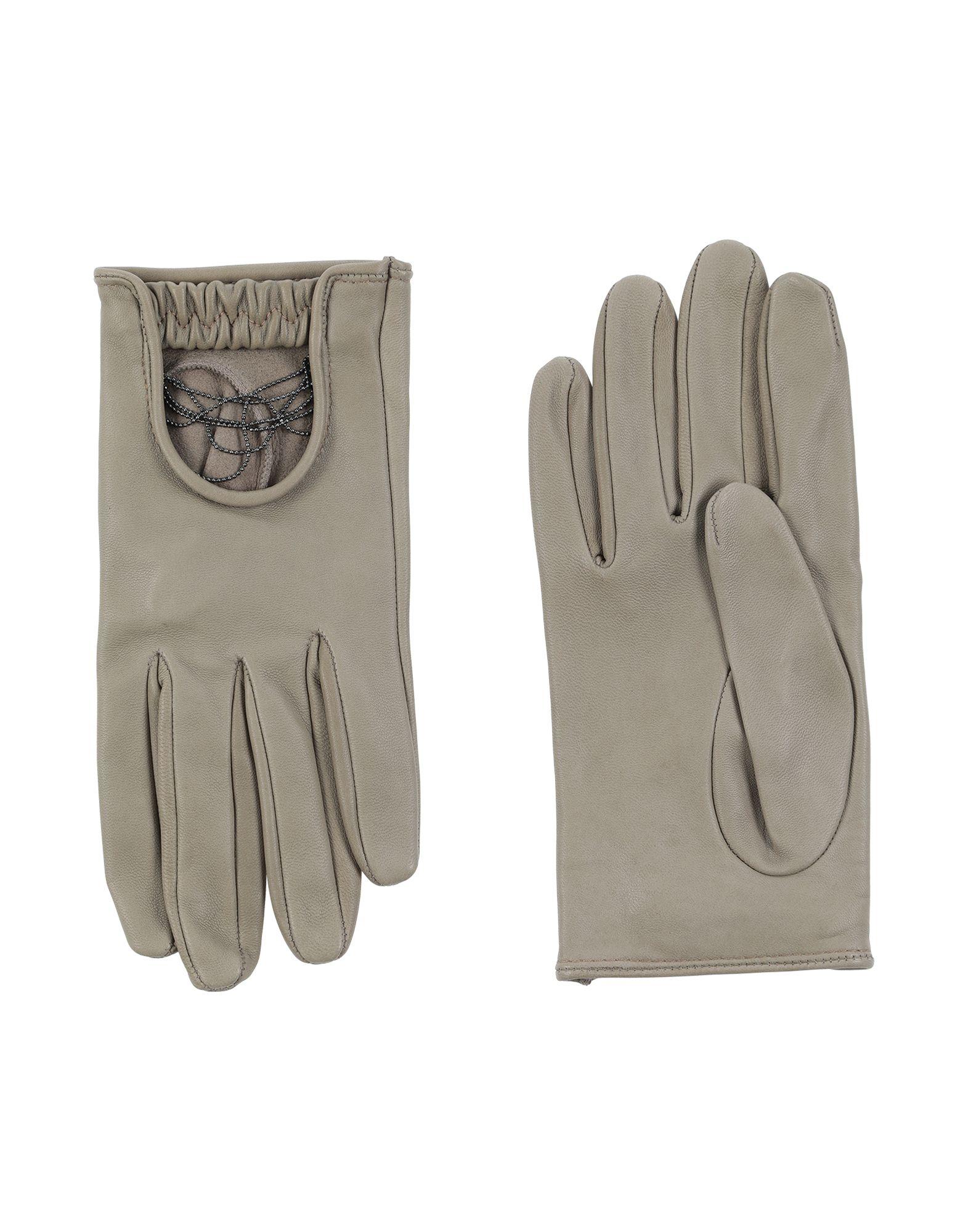 BRUNELLO CUCINELLI Перчатки стрельба из лука защитите перчатки 3 пальцы тянуть поклон стрелка кожа съемки перчатки