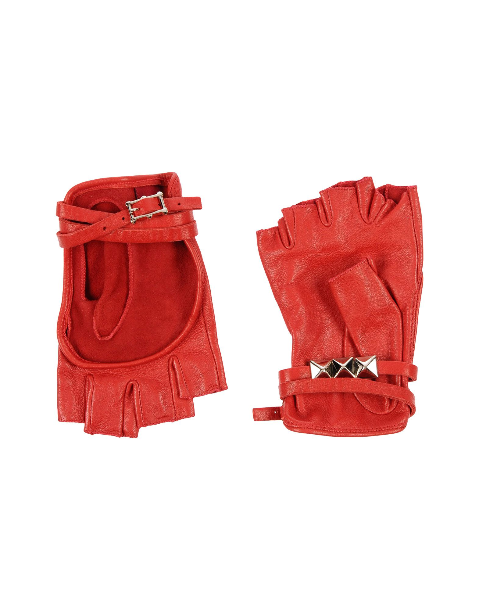 VALENTINO GARAVANI Перчатки стрельба из лука защитите перчатки 3 пальцы тянуть поклон стрелка кожа съемки перчатки