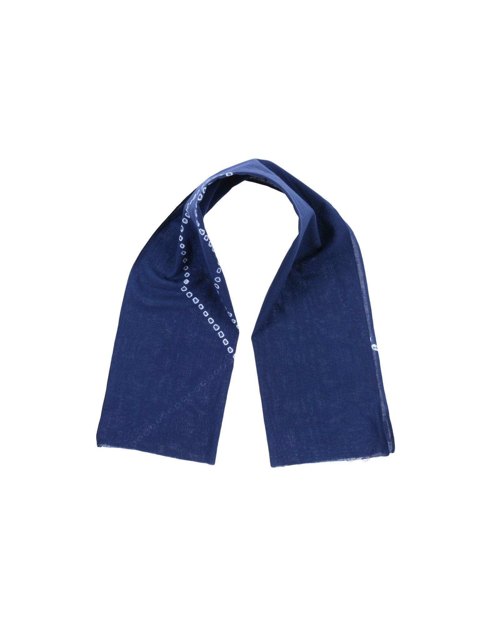 BLUE BLUE JAPAN Шарф цены онлайн