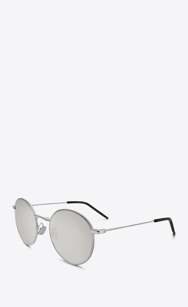 SAINT LAURENT CLASSIC E CLASSIC 250 silver-toned sunglasses b_V4