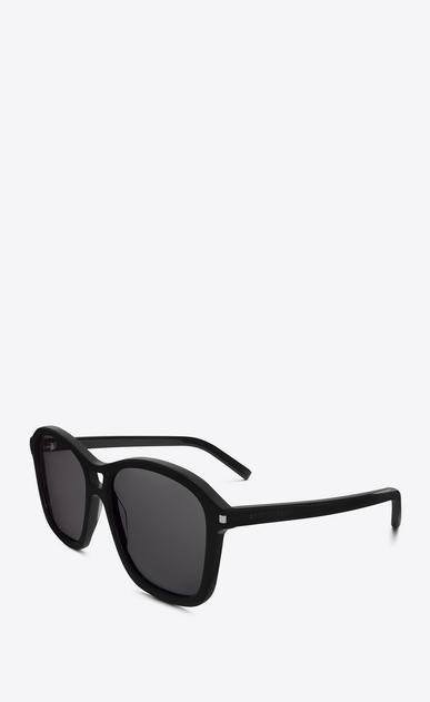 SAINT LAURENT CLASSIC E CLASSIC 258 black and gray sunglasses b_V4