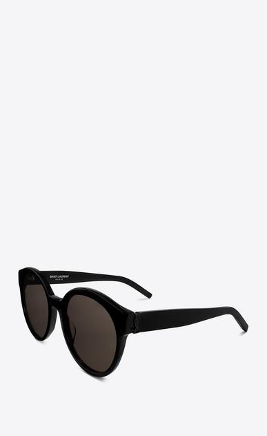 SAINT LAURENT MONOGRAM SUNGLASSES Woman MONOGRAMME M31 black sunglasses b_V4