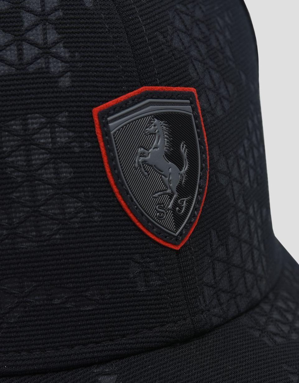 Scuderia Ferrari Online Store - Gorra racing con estampado de camuflaje para hombre - Gorras de beísbol