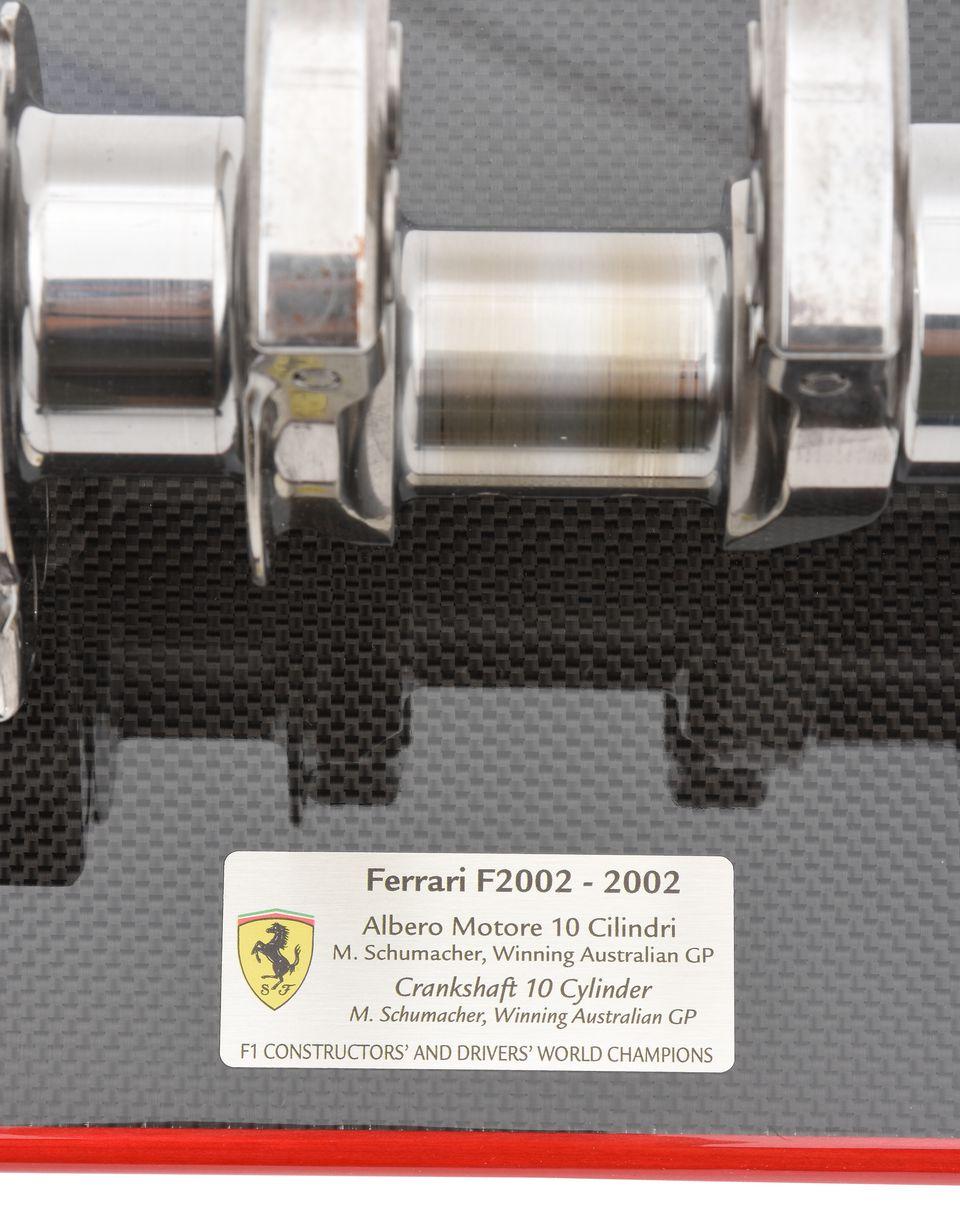 Scuderia Ferrari Online Store - F2002 V10 drive shaft - Memorabilia F1