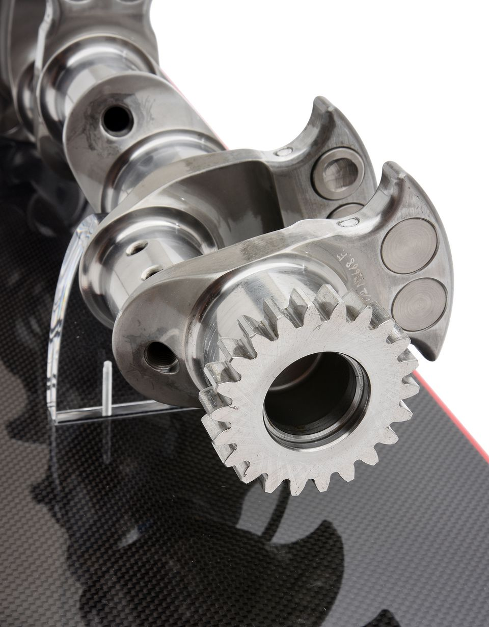 Scuderia Ferrari Online Store - F2001 V10 drive shaft - Memorabilia F1