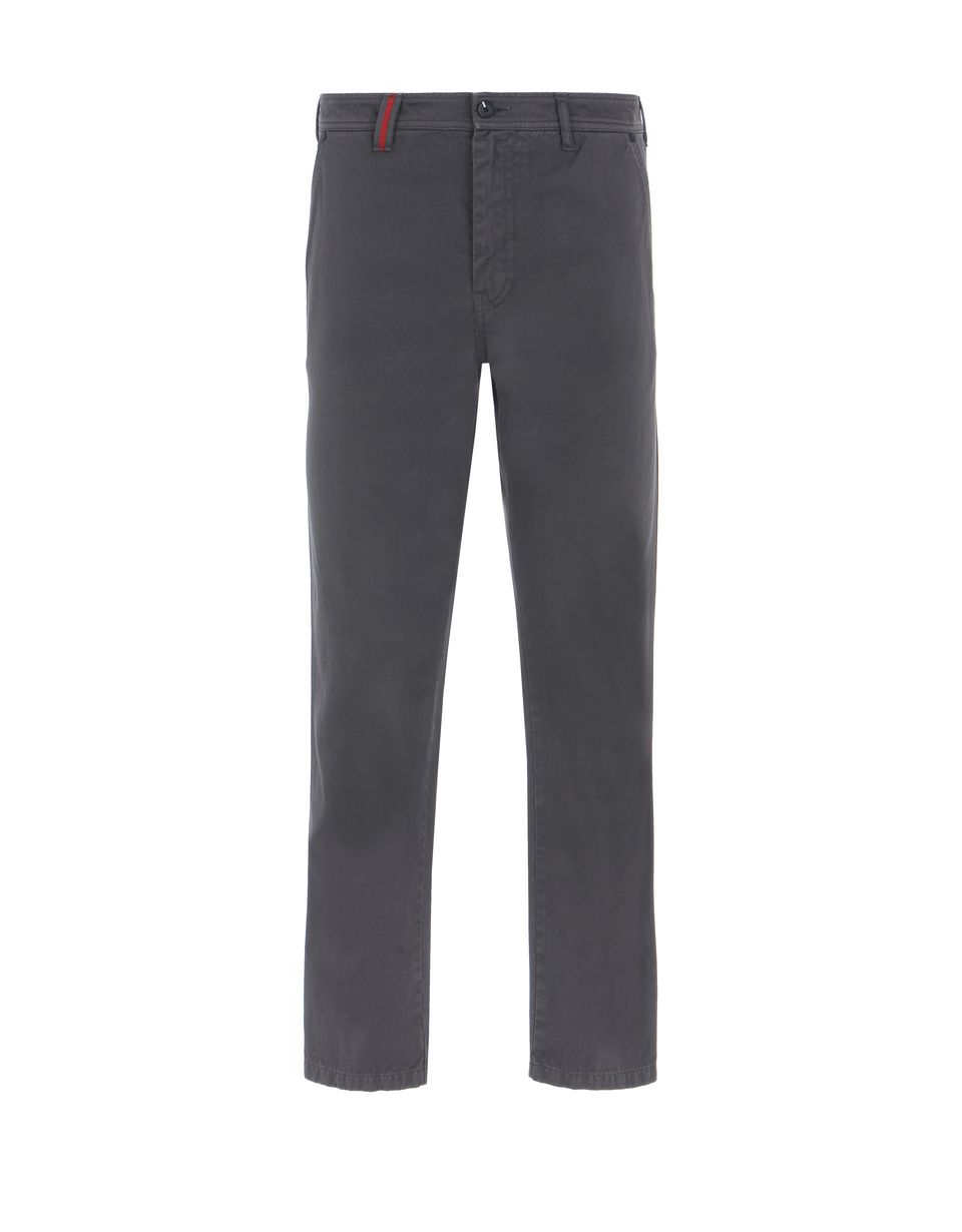 Scuderia Ferrari Online Store - Men's trousers with pockets on the back -
