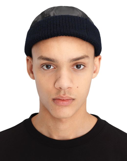 SHORT FABRIC HAT  - Lanvin