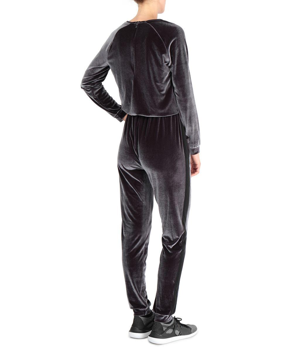 Scuderia Ferrari Online Store - Combinaison en chenille pour femme - Combinaisons