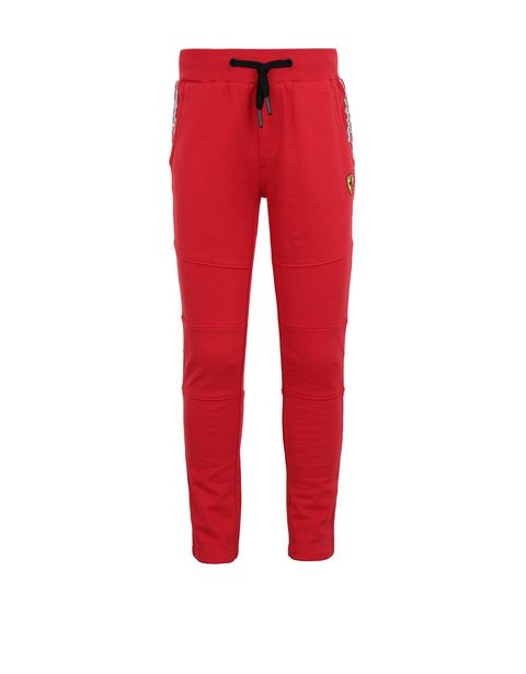 Boys' fleece trousers