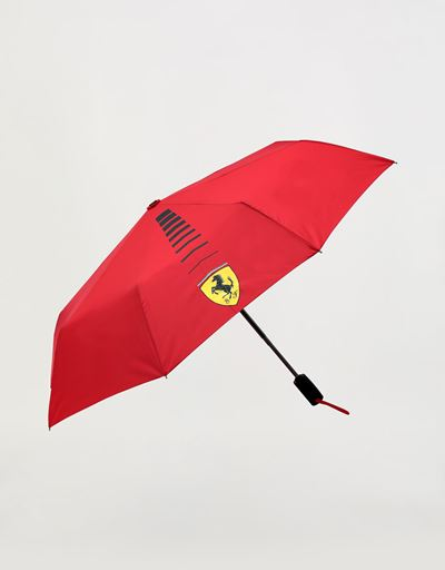 Scuderia Ferrari folding, auto open/close umbrella