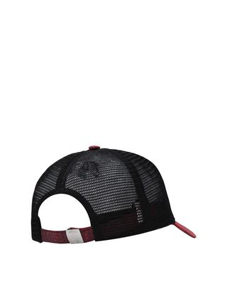 Scuderia Ferrari Online Store - Perforated men's cap with camo print - Baseball Caps