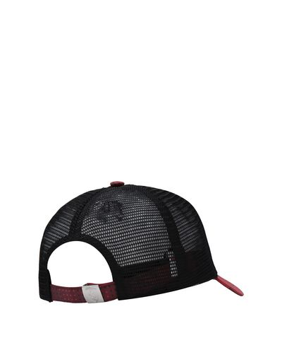 Scuderia Ferrari Online Store - Perforated men's cap with camo print -