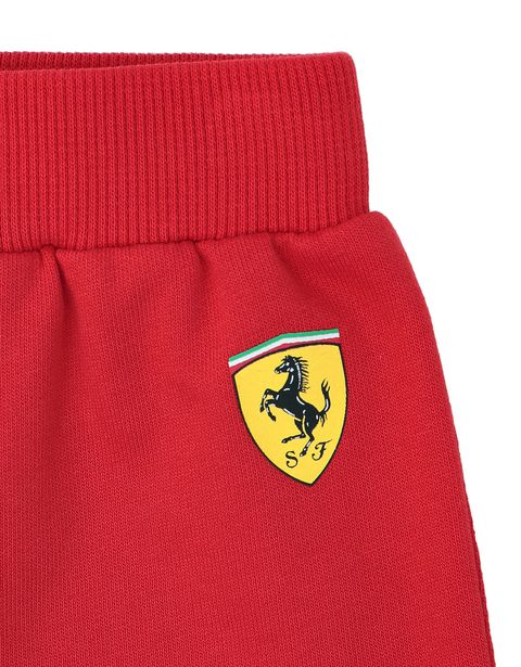 Scuderia Ferrari Online Store - Hardside large wheeled suitcase with Ferrari Shield - Joggers