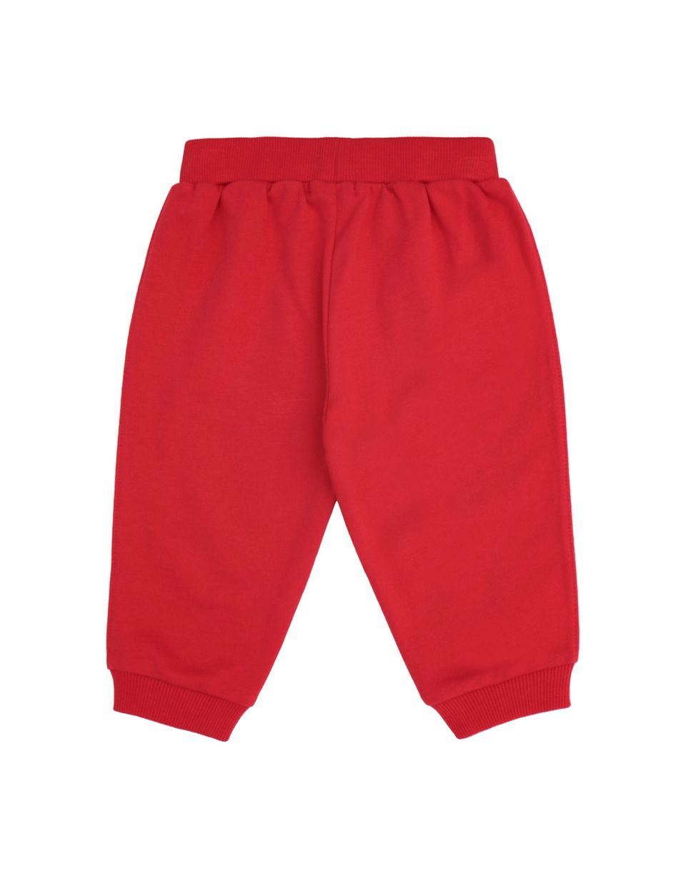 Scuderia Ferrari Online Store - Infant fleece trousers with Shield - Joggers