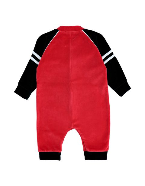 Chenille infant bodysuit