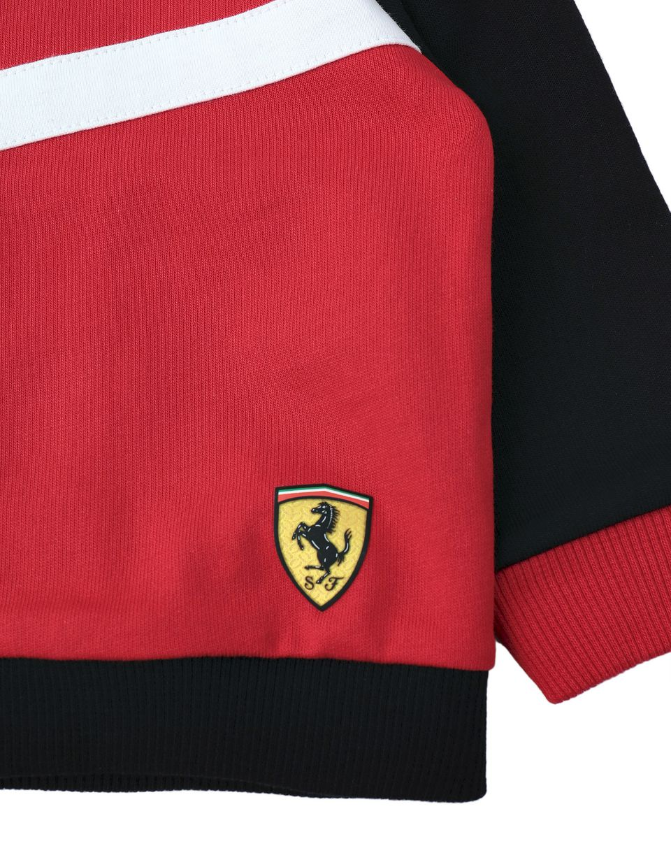 Scuderia Ferrari Online Store - Jumper and trousers infant outfit -