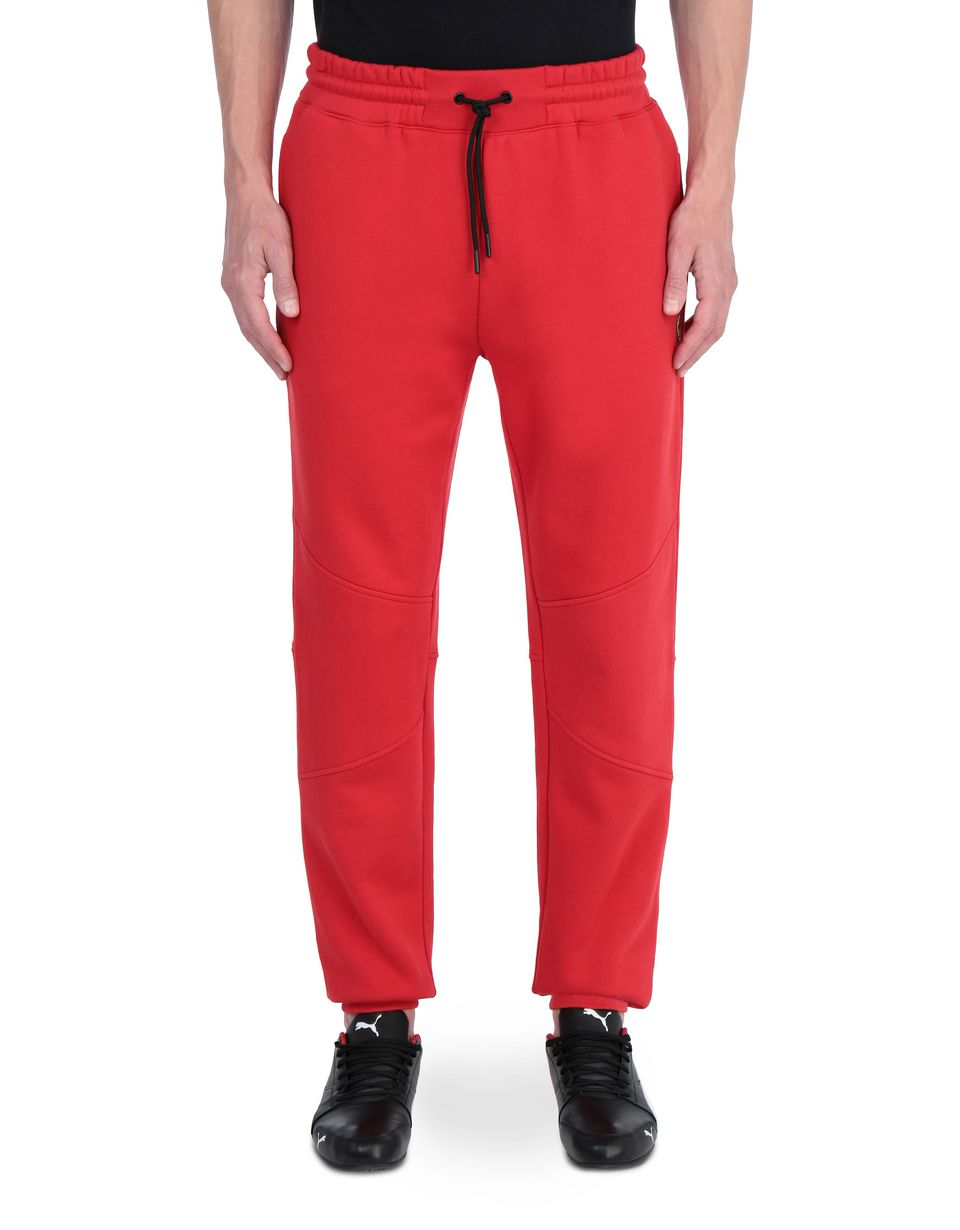 Scuderia Ferrari Online Store - Men's fleece jogging trousers -