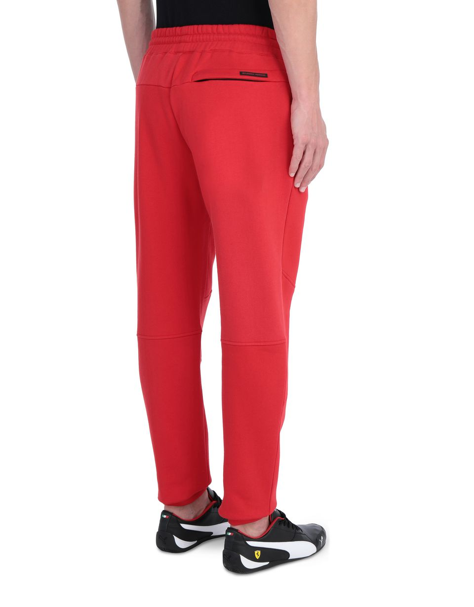 Scuderia Ferrari Online Store - Men's fleece sweatpants - Joggers