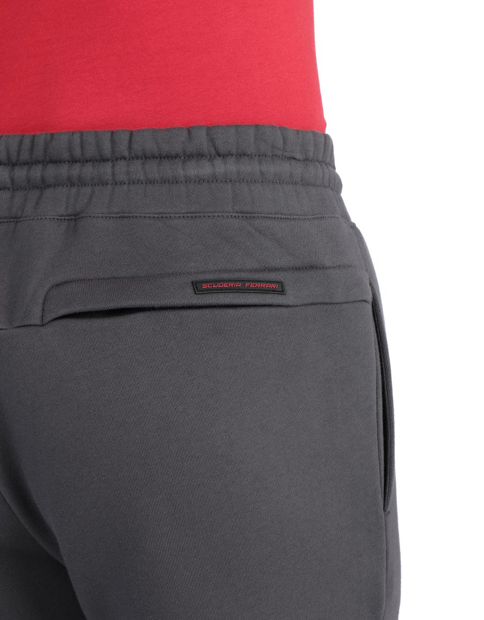 Scuderia Ferrari Online Store - Men's fleece sweatpants -