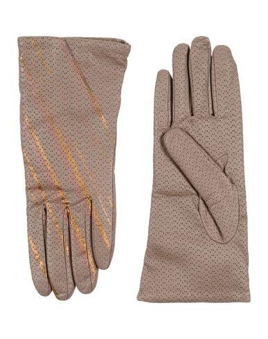 Фото - Мужские перчатки FINGERS Venezia светло-коричневого цвета