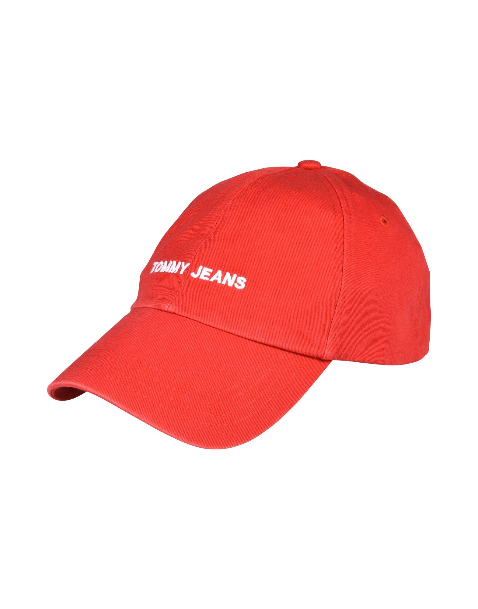 Tommy Jeans Hats In Red  ebb9b2c1f71