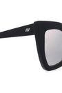 LE SPECS Square-frame acetate sunglasses