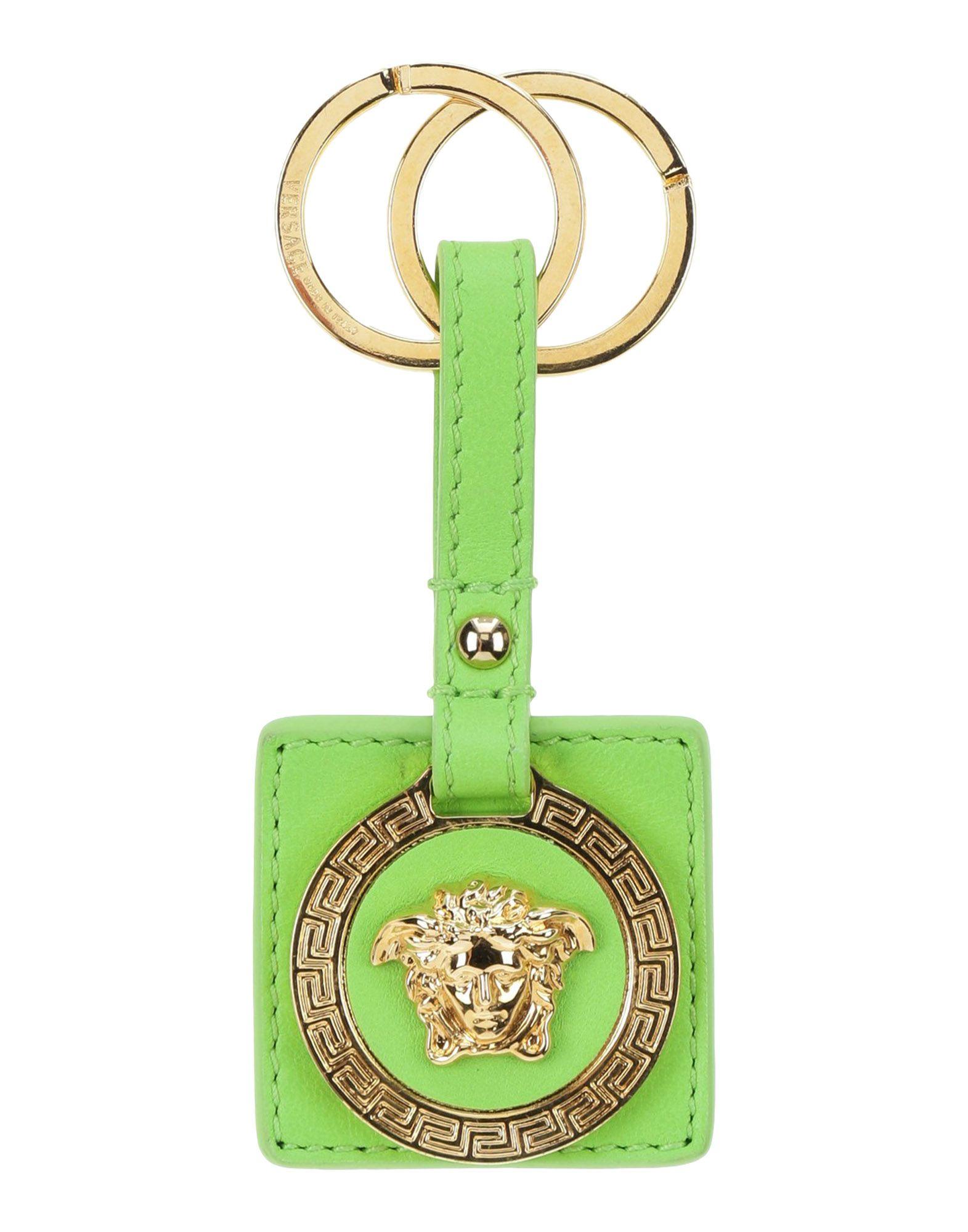 VERSACE Брелок для ключей jobon zhongyin брелок для ключей кольцо для ключей цепочка для ключей мать двойной брелок для ключа талия висит zb 020b черный