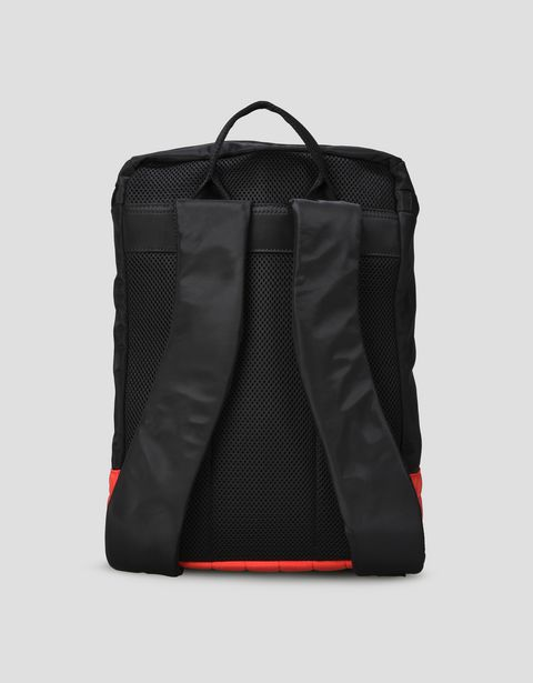 Two-color backpack with Shield