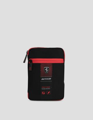 Scuderia Ferrari Online Store - Folding backpack with front pockets - Regular Rucksacks