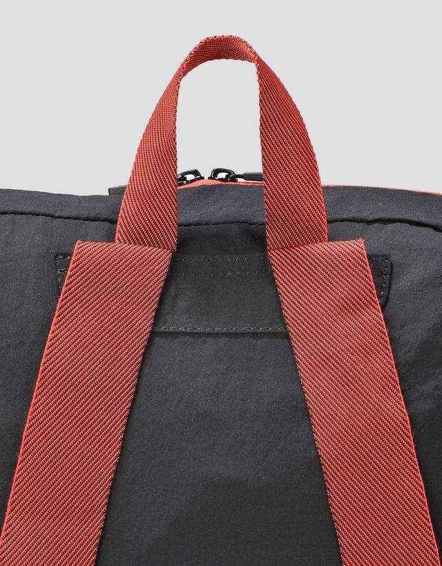Scuderia Ferrari Online Store - Folding backpack with front pockets - Regular Rucksacks