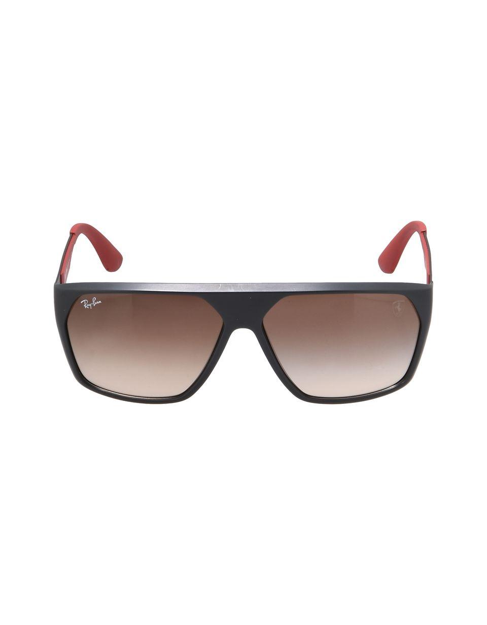 Scuderia Ferrari Online Store - Ray-Ban for Scuderia Ferrari 0RB4309M Limited Edition Paddock - Sunglasses
