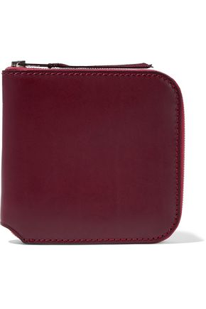 Csarite Leather Wallet by Acne Studios