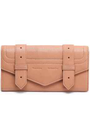 PROENZA SCHOULER Textured-leather wallet