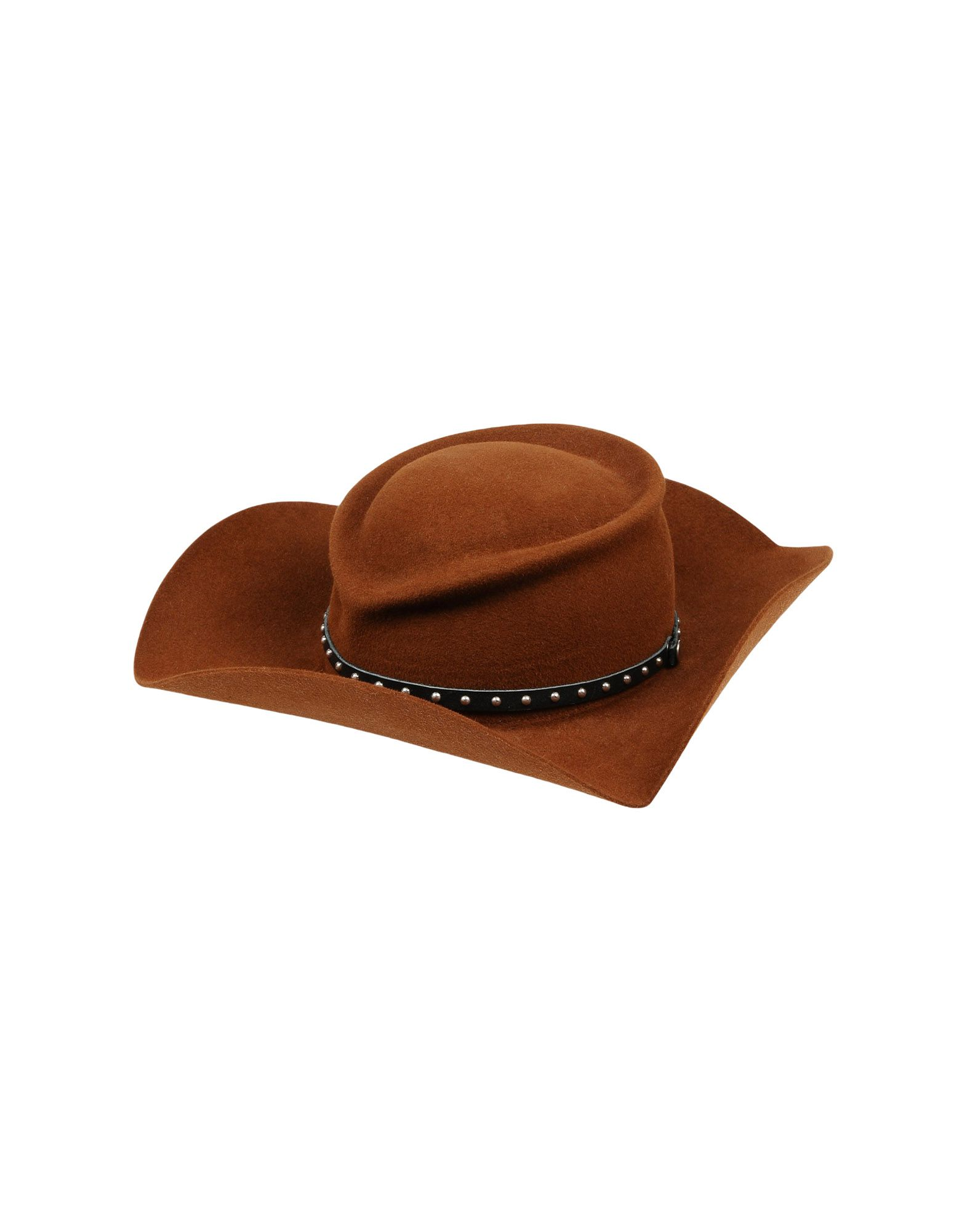 GLADYS TAMEZ Hat in Brown