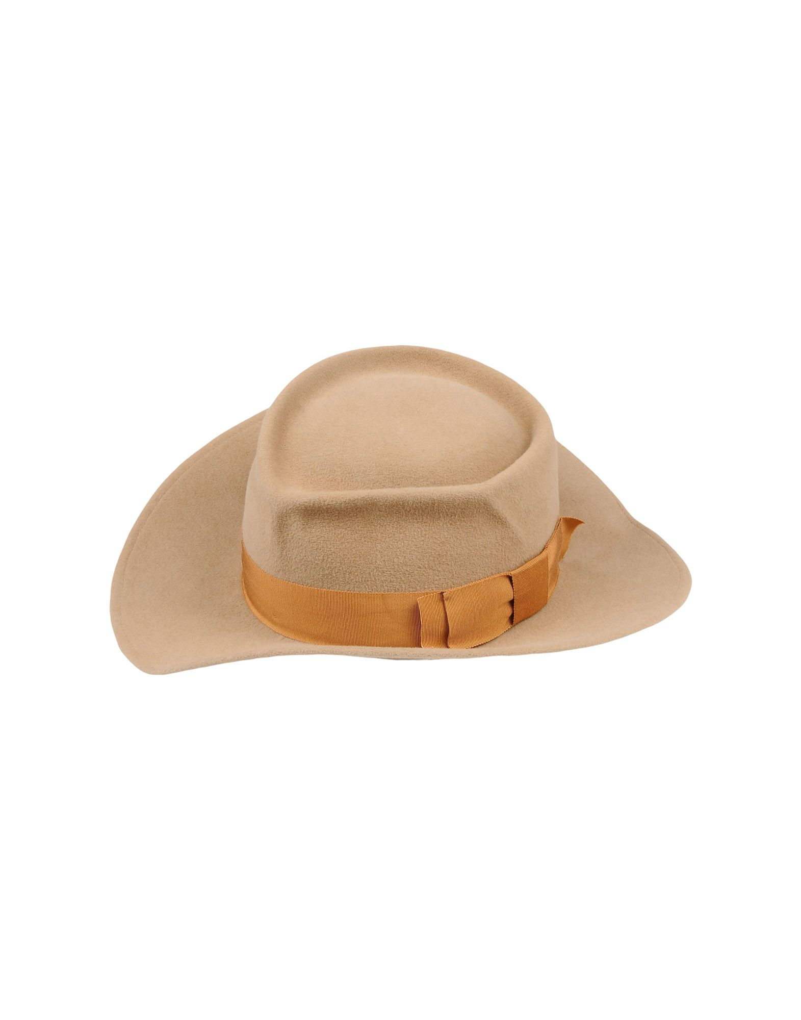 GLADYS TAMEZ Hat in Sand
