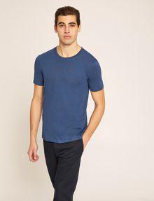ARMANI EXCHANGE T-SHIRT GIROCOLLO CLASSICA CON LOGO T-shirt con logo [*** pickupInStoreShippingNotGuaranteed_info ***] f
