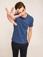 ARMANI EXCHANGE T-SHIRT GIROCOLLO CLASSICA CON LOGO T-shirt con logo [*** pickupInStoreShippingNotGuaranteed_info ***] a