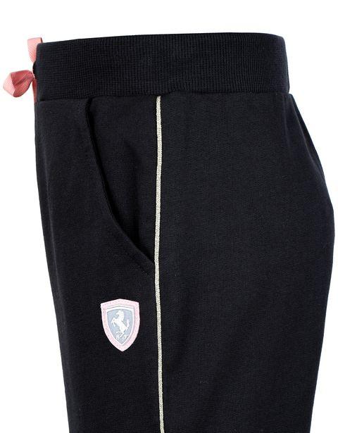 Scuderia Ferrari Online Store - Girls' jacquard sweatshirt - Joggers
