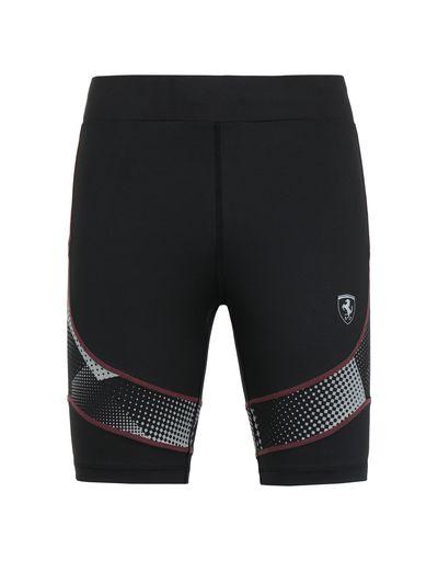Scuderia Ferrari Online Store - 男士跑步短裤 - 短裤