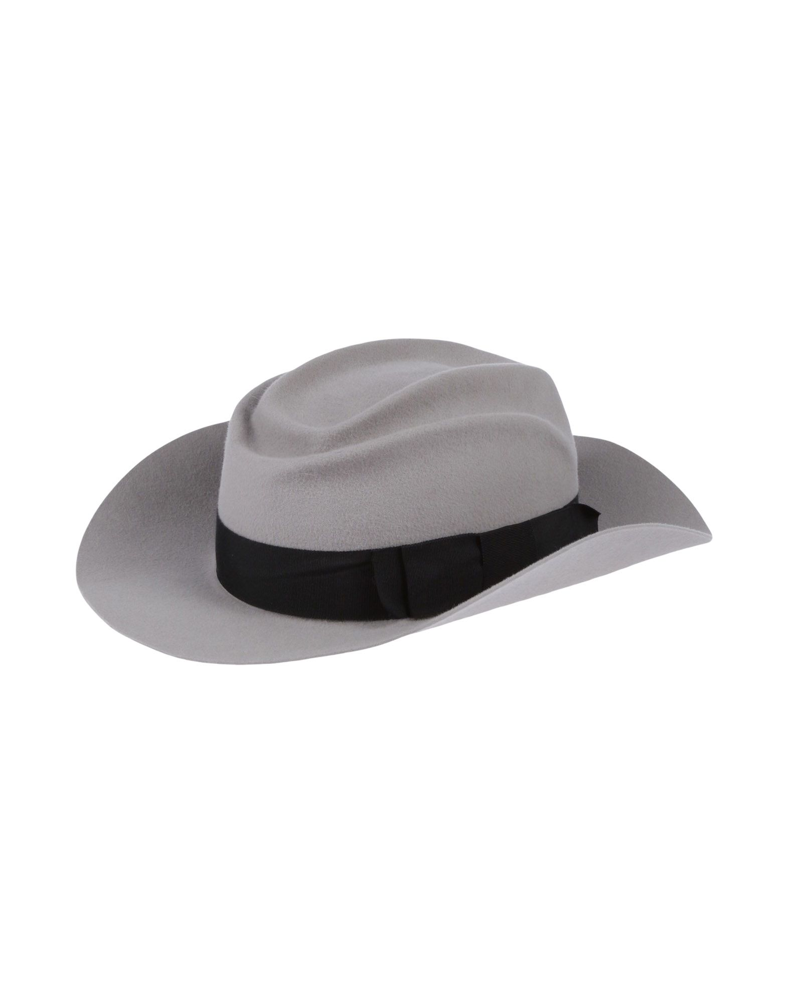 GLADYS TAMEZ Hat in Light Grey