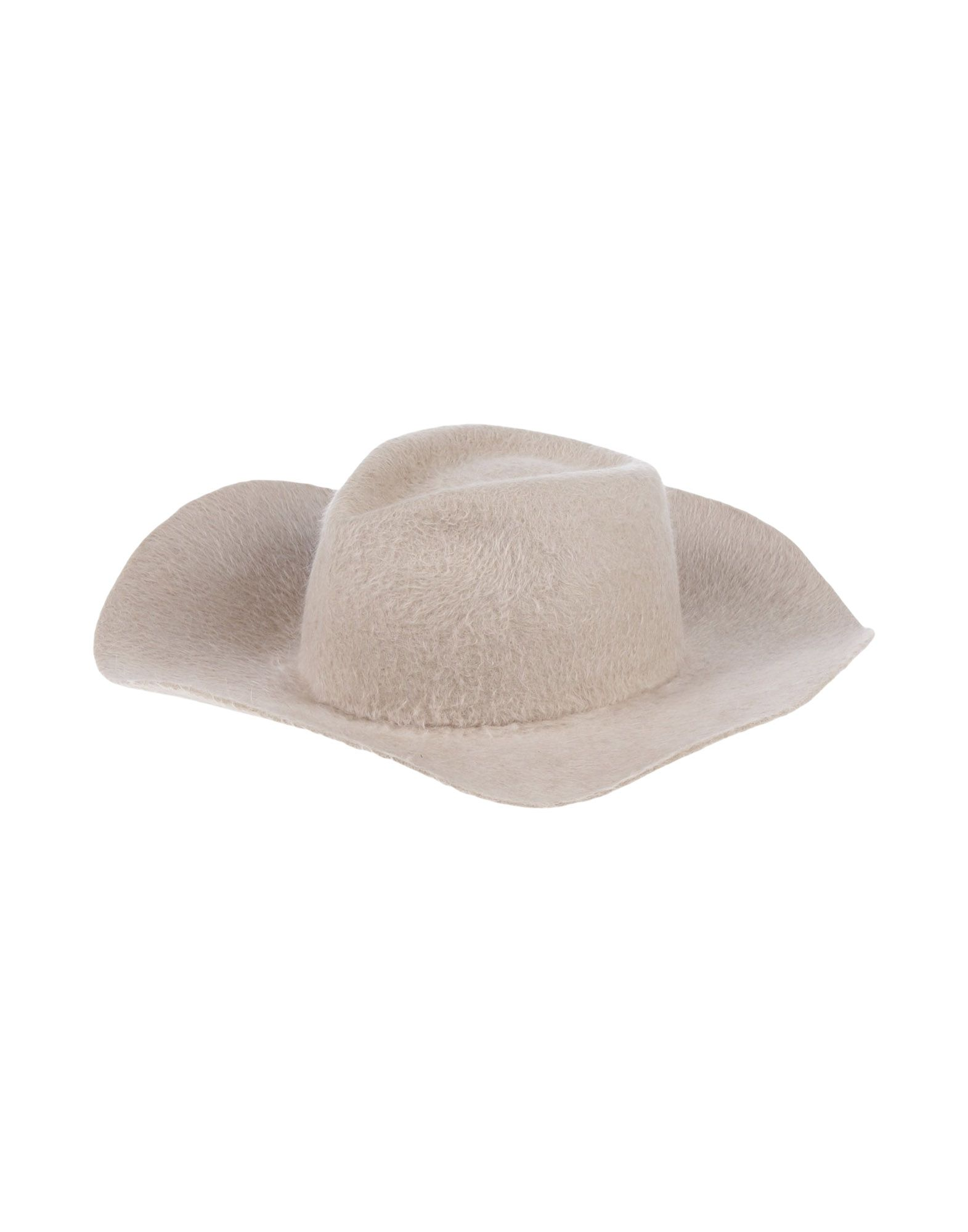 GLADYS TAMEZ Hat in Ivory