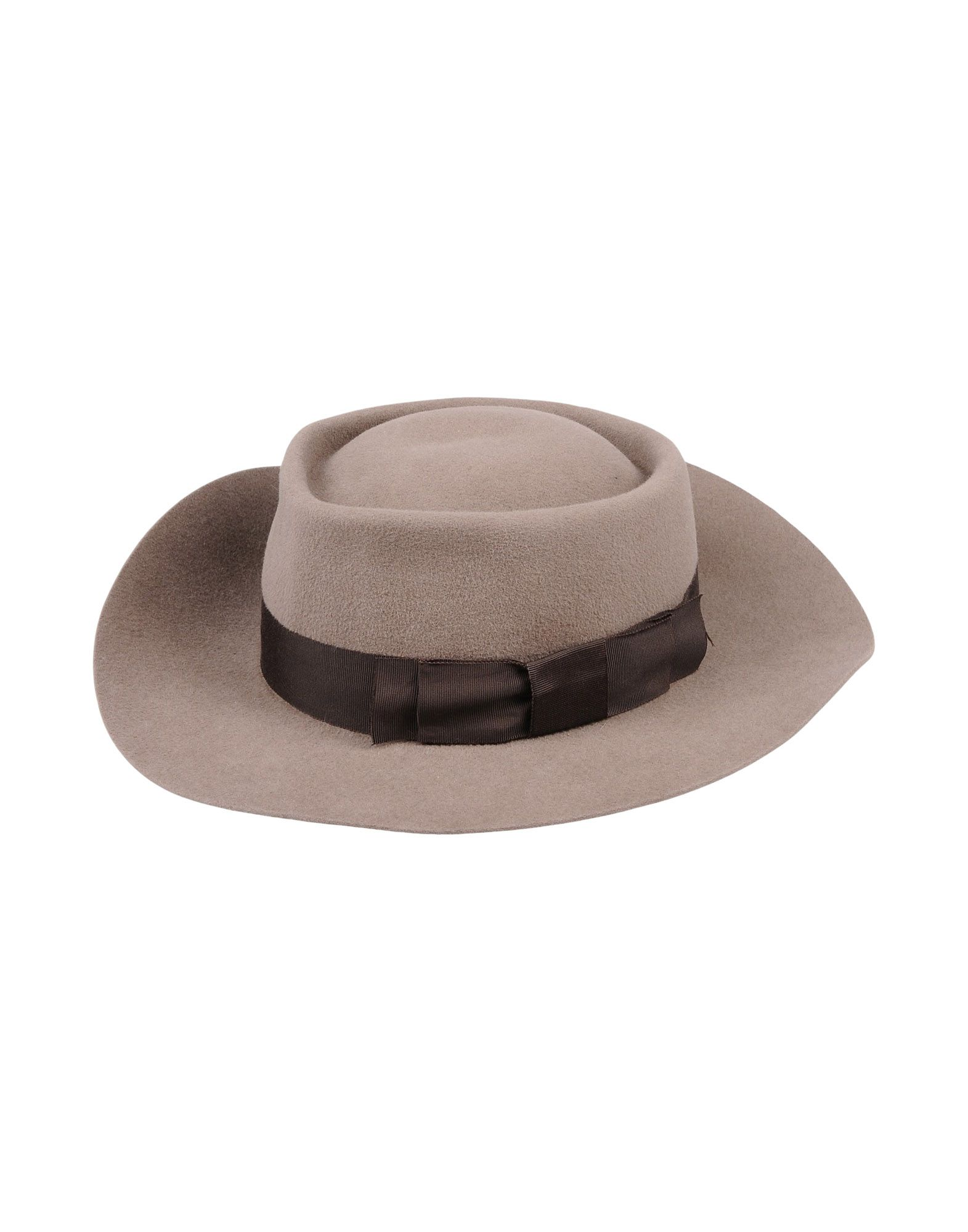 GLADYS TAMEZ Hat in Dove Grey
